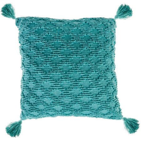 Brentwood Pet Tassel Outdoor Decorative Pillow