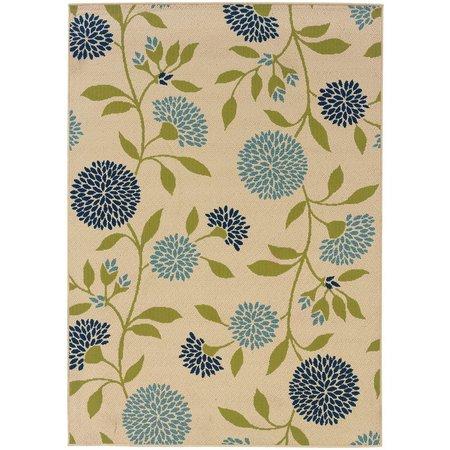 Oriental Weavers Caspian Floral Rug