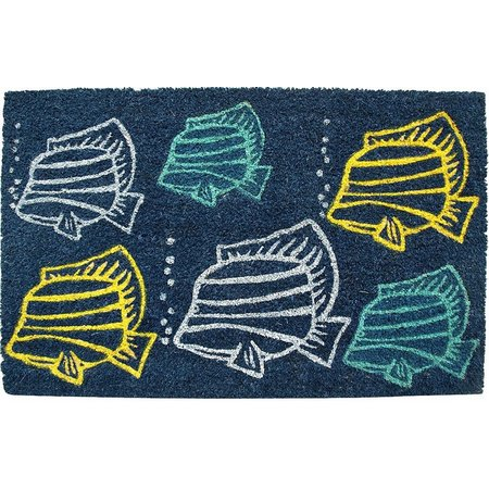 SunBay Keep Swimming Coir Mat
