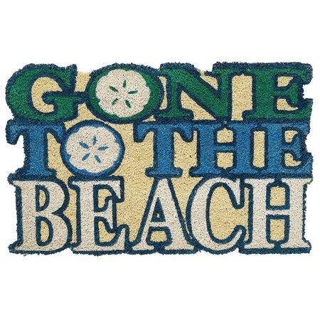 Tropix Gone To The Beach Outdoor Mat