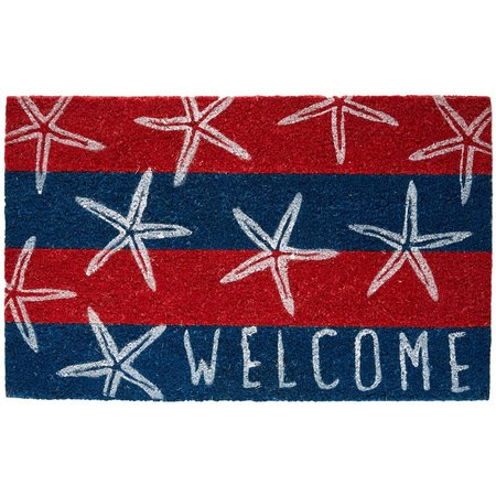 Tropix Americana Starfish Coir Mat