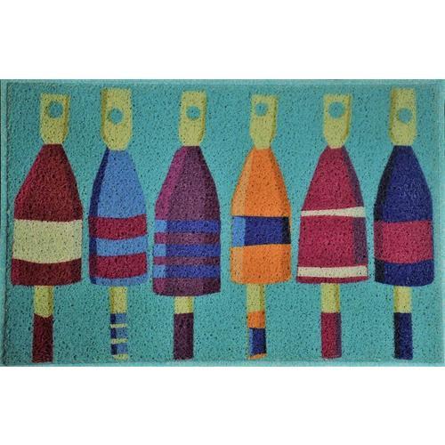 fl4 mats buoys outdoor mat