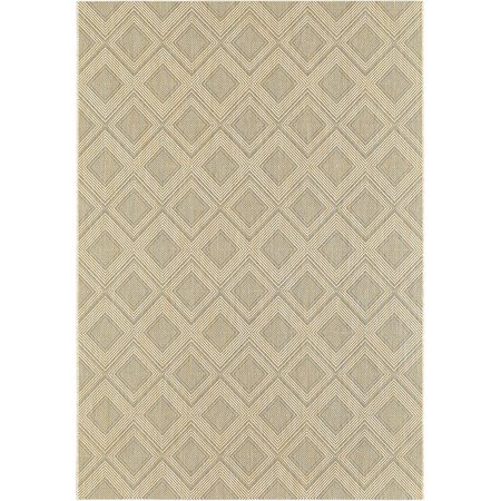 Balta Flatweave Diamond Area Rug