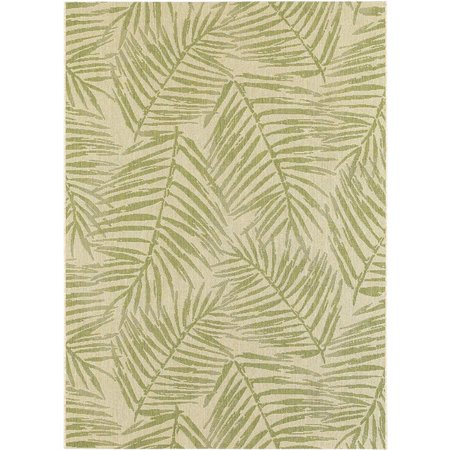 Balta Palm Leaf Area Rug