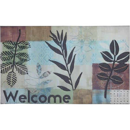 Mohawk Peaceful Nature Welcome Outdoor Mat