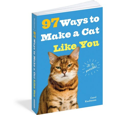 Workman Publishing 97 Ways To Make A Cat