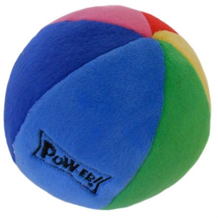 Huxley & Kent Plush Beach Ball Pet Toy