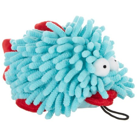Multipet 7'' Sea Shammies Fish Pet Toy
