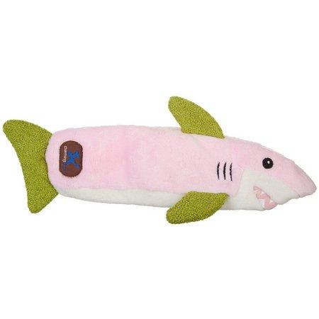 Multipet Crinkle Shark Pet Toy