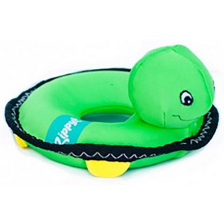 Zippy Paws Turtle Floater Dog Toy