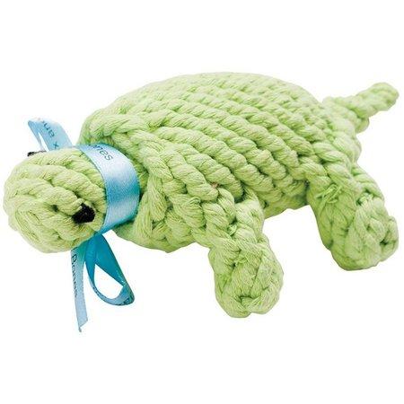 Jax & Bones Ted The Turtle Dog Toy