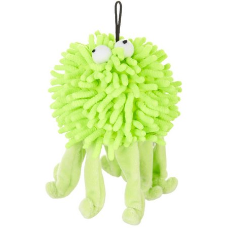 Multipet 8'' Sea Shammies Octopus Dog Toy
