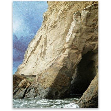 Artissimo Big Sur Canvas Wall Art