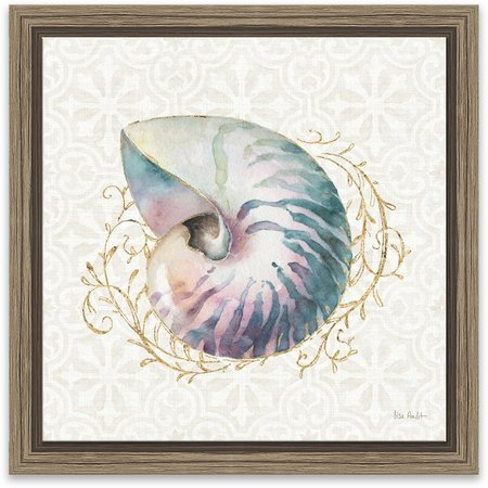 Artissimo Ocean Dream I Framed Wall Art