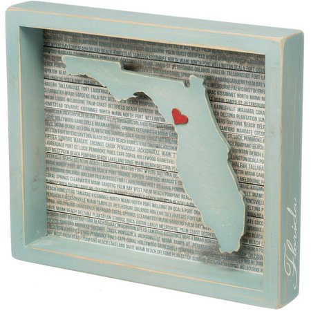 Primitives By Kathy State of Florida Wood Art