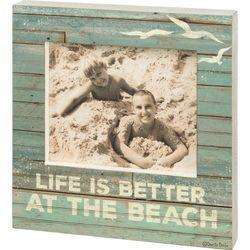 Primitives By Kathy The Beach Box Photo Frame