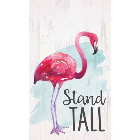 P. Graham Dunn Stand Tall Wood Pallet Wall