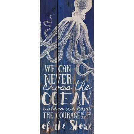 P. Graham Dunn Cross The Ocean Wall Art