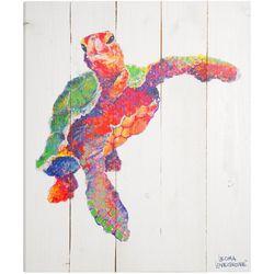 Leoma Lovegrove Michelangelo Plank Art