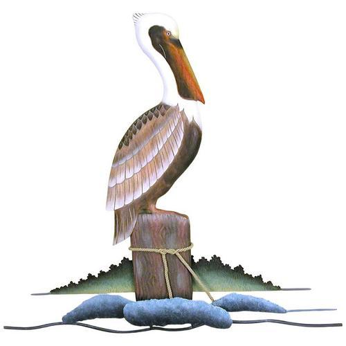 T.I. Design Pelican Wall Art | Bealls Florida