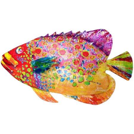 Leoma Lovegrove Prince Phillip Fish Art