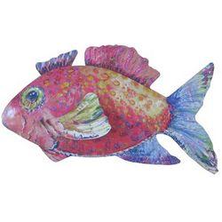 New! Leoma Lovegrove Fish Called Calda Metal Wall
