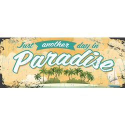 Artistic Reflections Day In Paradise Art