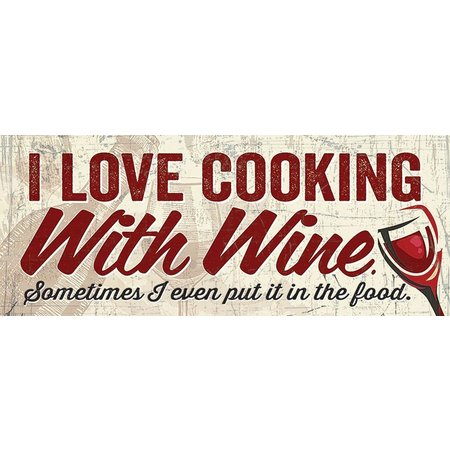 Artistic Reflections Cooking With Wine Wood Art