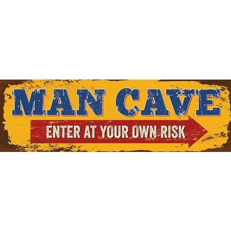 Artistic Reflections Man Cave Wood Art