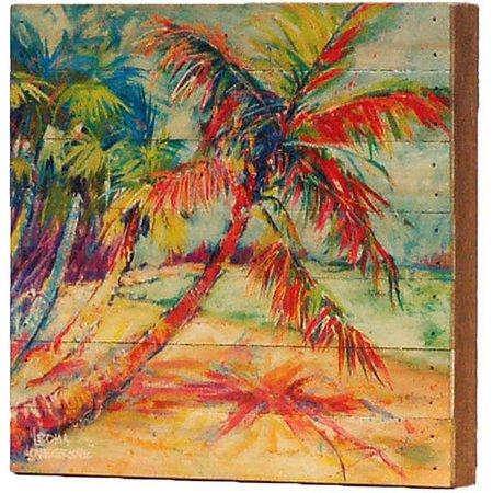Leoma Lovegrove Palms Away Wall Art