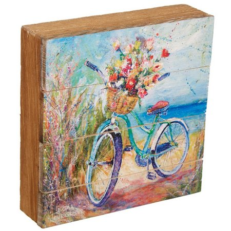 Leoma Lovegrove Beach'N Ride Wood Art