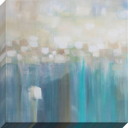 Patton Abstract Coastal Canvas Art