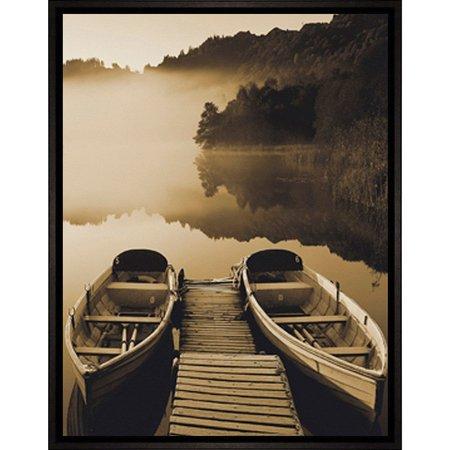 Patton Canoes Framed Art