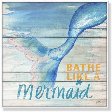 Palm Island Home Bathe Like A Mermaid Box