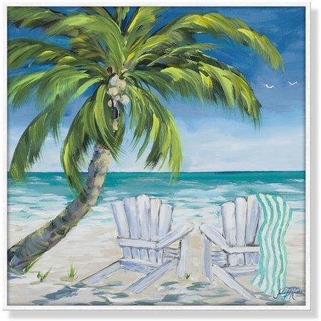 Palm Island Home Palm's Breeze Box Art