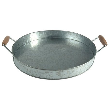 Artland Oasis Galvanized Steel Party Tray
