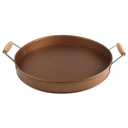 Artland Oasis Copper Finish Party Tray
