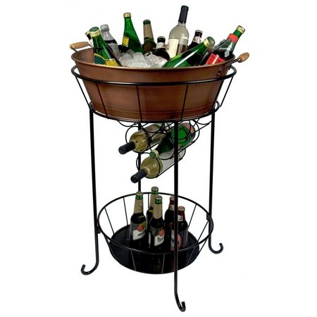 Artland Oasis Copper Finish Party Station