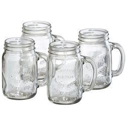 Artland Oasis 4-pc. Mason Jar Glass Set