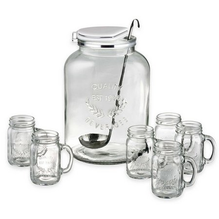 Artland Oasis 8-pc. Punch Set
