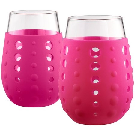 Artland 2-pc. Hydra Sip Stemless Glass Set