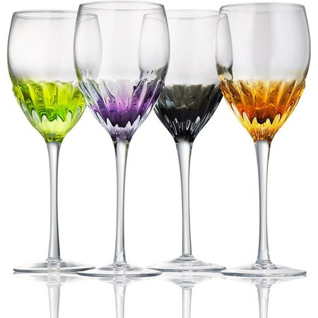 Artland 4-pc. Solar Wine Goblet Set
