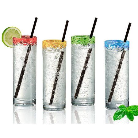 Artland 4-pc. Mingle Cooler Glass Set