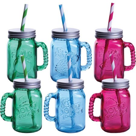 Fitz & Floyd Jolly Rancher 6-pc. Multi Mug
