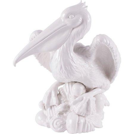 Fitz & Floyd Cape Coral Home Pelican Figurine