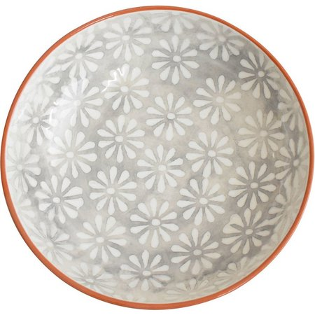 Euro Ceramica Margarida11.25'' Salad Bowl