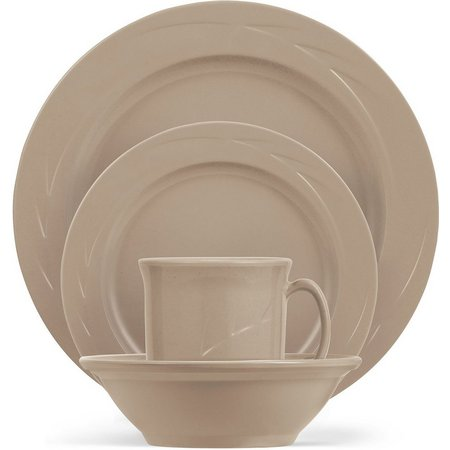 Thermoserv Classic 16-pc. Melamine Dinnerware Set