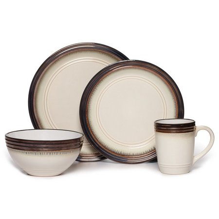 Mikasa Gourmet Basics Bailey 16-pc. Set