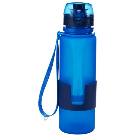 Desgin For Living 22 oz. Silicone Water Bottle