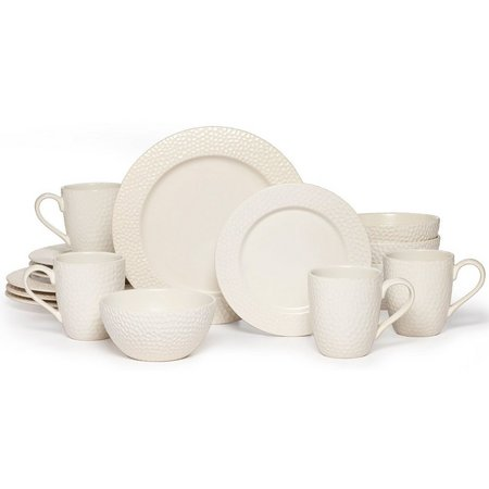 Mikasa Gourmet Basics Hayes 16-pc. Dinnerware Set
